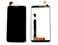 Оригинальный дисплей (модуль) + тачскрин (сенсор) Alcatel One Touch Idol 2 6037 6037B 6037I 6037K 6037L 6037Y