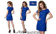 Легкое летнее женское платье лен размеры:42, 44, 46, 48
