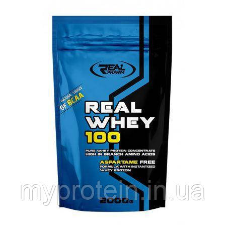 Real Pharm   протеин Real Pharm Real Whey 100  2 кг