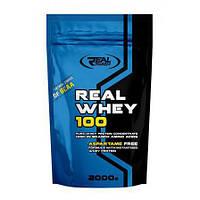 Real Pharm   протеинReal Pharm Real Whey 100  2 кг