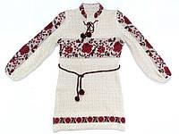 Платье для девочки Виктория розы