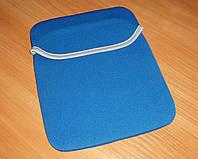 """Мягкий синий неопреновый чехол сумка для iPad и других 9.7"""" планшетов, мини-сумка из неопрена"""