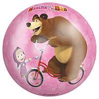 "Мяч John ""Маша и Медведь"" (JN57680) 13см"
