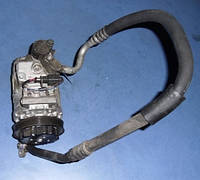 Компрессор кондиционераAudi A4 2.5tdi2001-2004Denso 8E0260805C, 4471908686, DCP02008, 8FK351316341, 8FK351