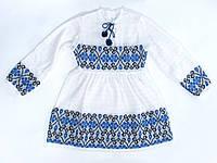 Платье для девочки 0814 (х/б)