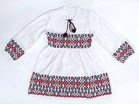 Платье для девочки 0820 (х/б)
