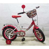 Детский велосипед 14 дюймов T-21422 Автоледи
