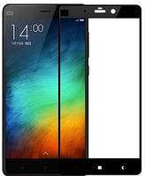Защитное стекло для Xiaomi Redmi Note 3 / Redmi Note 2 Pro цветное Full Screen