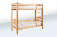 Кровать двухъярусная подростковая Ліжко двоярусне підліткове, фото 1