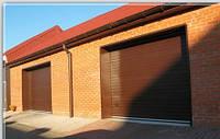 Секционные гаражние ворота DoorHan 3000*2800
