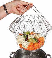 Корзинка для приготовления пищи Брава Delimano