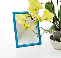 Зеркало в багете, зеркала настольные, зеркала настенные, зеркало с подставкой, 1411-1