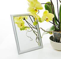 Зеркало в багете, зеркала настольные, зеркала настенные, зеркало с подставкой, 1411-2