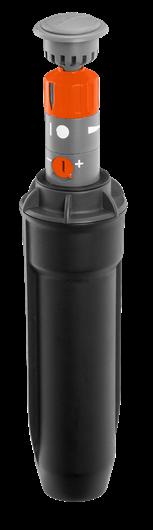 Турбодождеватель секторный выдвижной Gardena T 100 (08201-29.000.00) - Инструмент-VS в Одессе