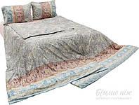 Комплект постельного белья JASMINE 6 симейный Granfoulard