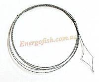 Тросик протяжный Mad Carp (металлический для противозакручивателя) 100 см