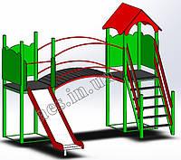Детский комплекс (модель 2)