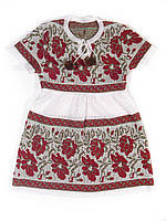 Платье для девочки 0819 (х/б)