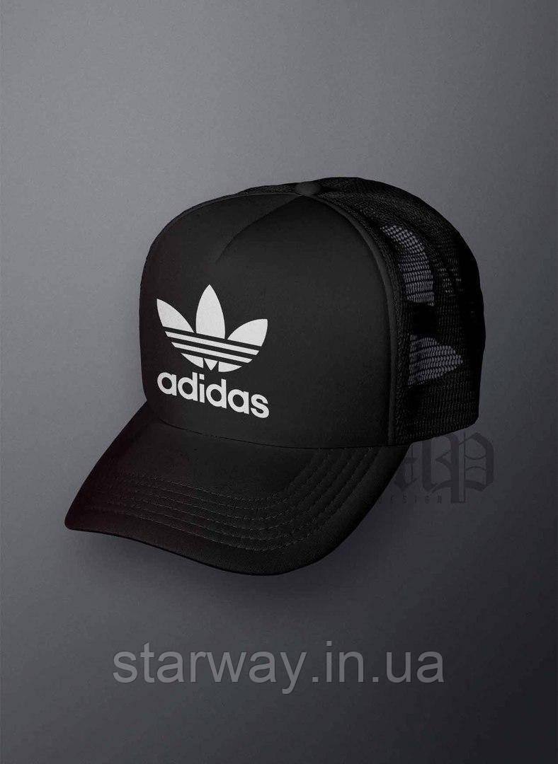 Кепка тракер Adidas logo