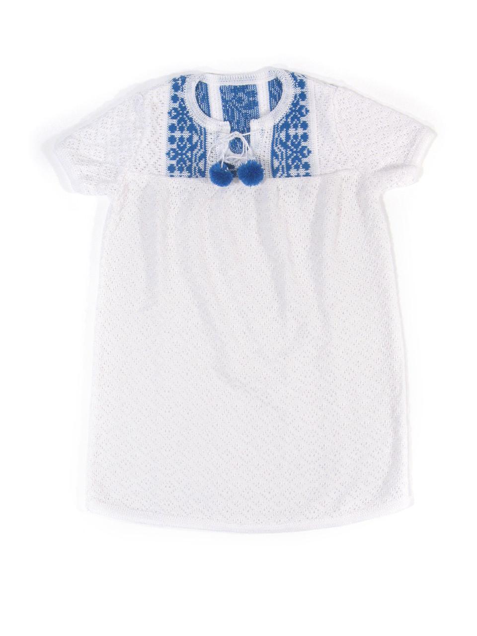 Платье для девочки 0822 (х/б)