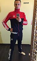 Мужской спортивный костюм Адидас 1024 НР