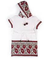 Платье для девочки 0823 (х/б)