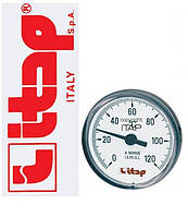 Термометр Itap для твердотопливных котлов.