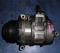 Компрессор кондиционераBmw3 E46 3.0tdi1999-2005Denso 4472208027 (мотор M57D30)