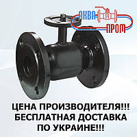 Кран 11с932п Ду 32/25 шаровый фланцевый под электропривод