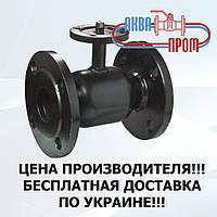 Кран 11с932п Ду 40/32 шаровый фланцевый под электропривод