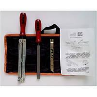 Набор для профессиональной заточки цепей Saber 4 мм.