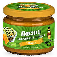 Паста из семян тыквы с мёдом Master BOB 300 грамм