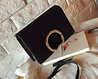 Женский клатч сумка через плечо Your Style Черный