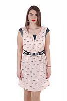 Платье женское летнее софт коттон 653.1