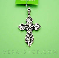 Крест нательный из серебра (кр-16), фото 1