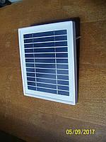 Солнечная панель SPM-4W 5V USB