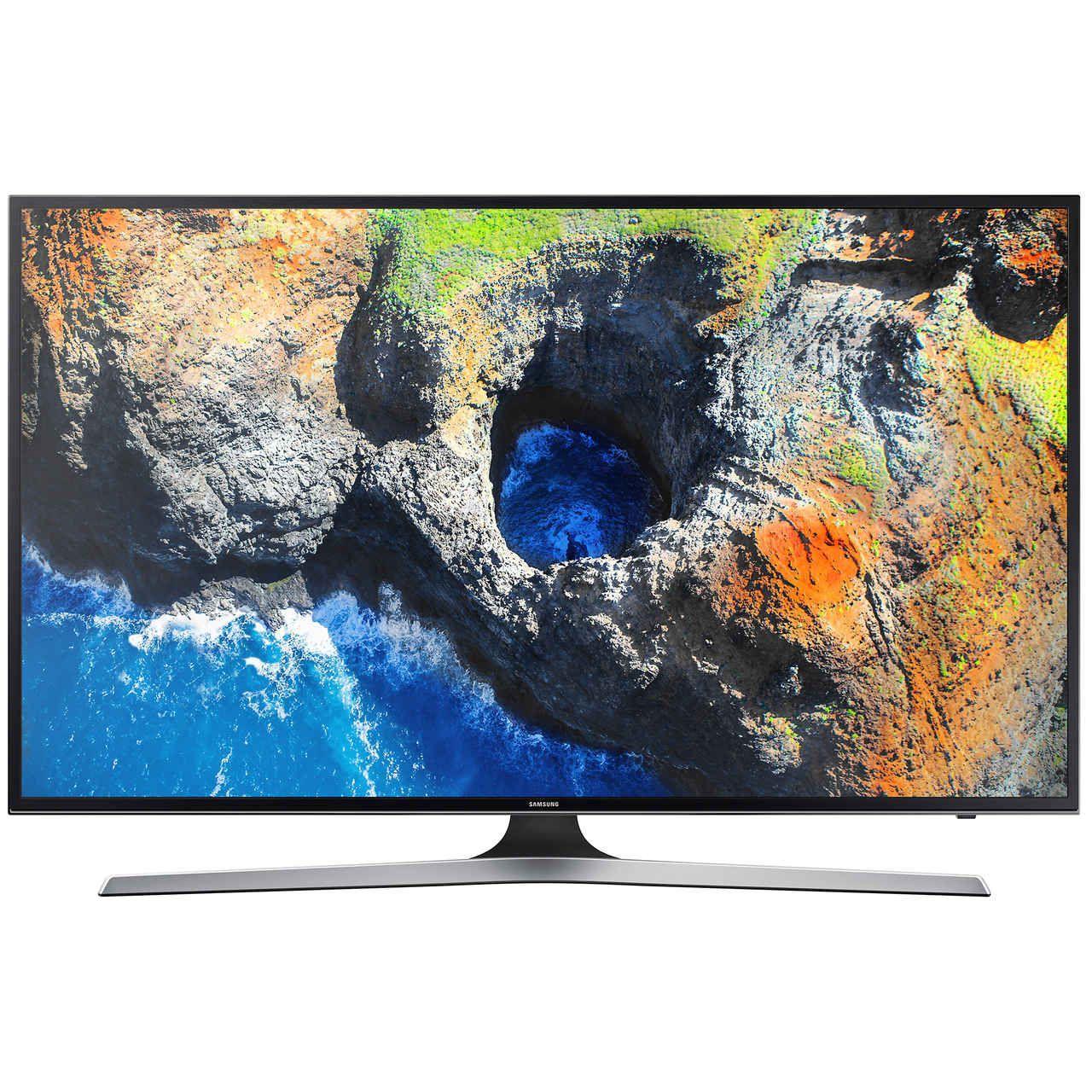 Телевизор Samsung UE43MU6172 (PQI 1300 Гц, Ultra HD 4K, Smart, Wi-Fi, DVB-T2/S2)