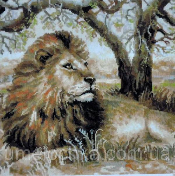 Набор для творчества со стразами Король Лев 25*25 Артикул: 198618 Размер: 25*25 см