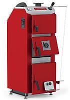 Твердотопливный котел Defro Optima Komfort 12 kW сталь 6мм