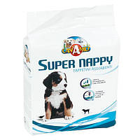 Пеленки Super Nappy 60х60 10шт/уп