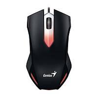 Мышка USB игровая Genius X-G200 Black (31040034100)
