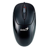 Мышка USB классическая Genius NS-120 Black (31010235100)