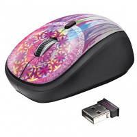 Мышка беспроводная Trust Yvi Wireless Mouse Dream catcher (20252)