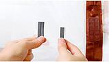 Антимоскитная сетка на магнитах 100х210 см (бежевая), фото 3