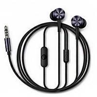 Навушники вакуумні провідні з мікрофоном 1More Piston Fit Grey (E1009-GRAY)
