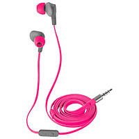 Наушники вакуумные с микрофоном Trust Urban Aurus Pink (21019)