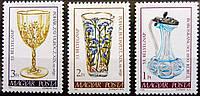 Венгрия 1980 - керамика - MNH XF