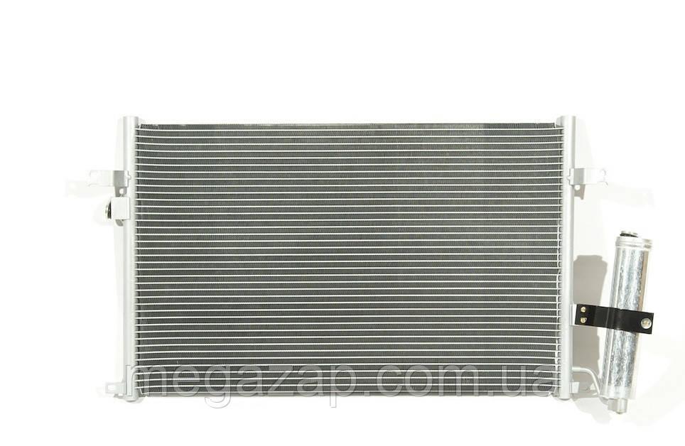 Радиатор кондиционера Chevrolet Lacetti, Nubira