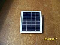 Солнечная панель SPM-2W 5V USB