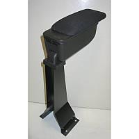 Подлокотник Renault Traffic Botec черный тканевый